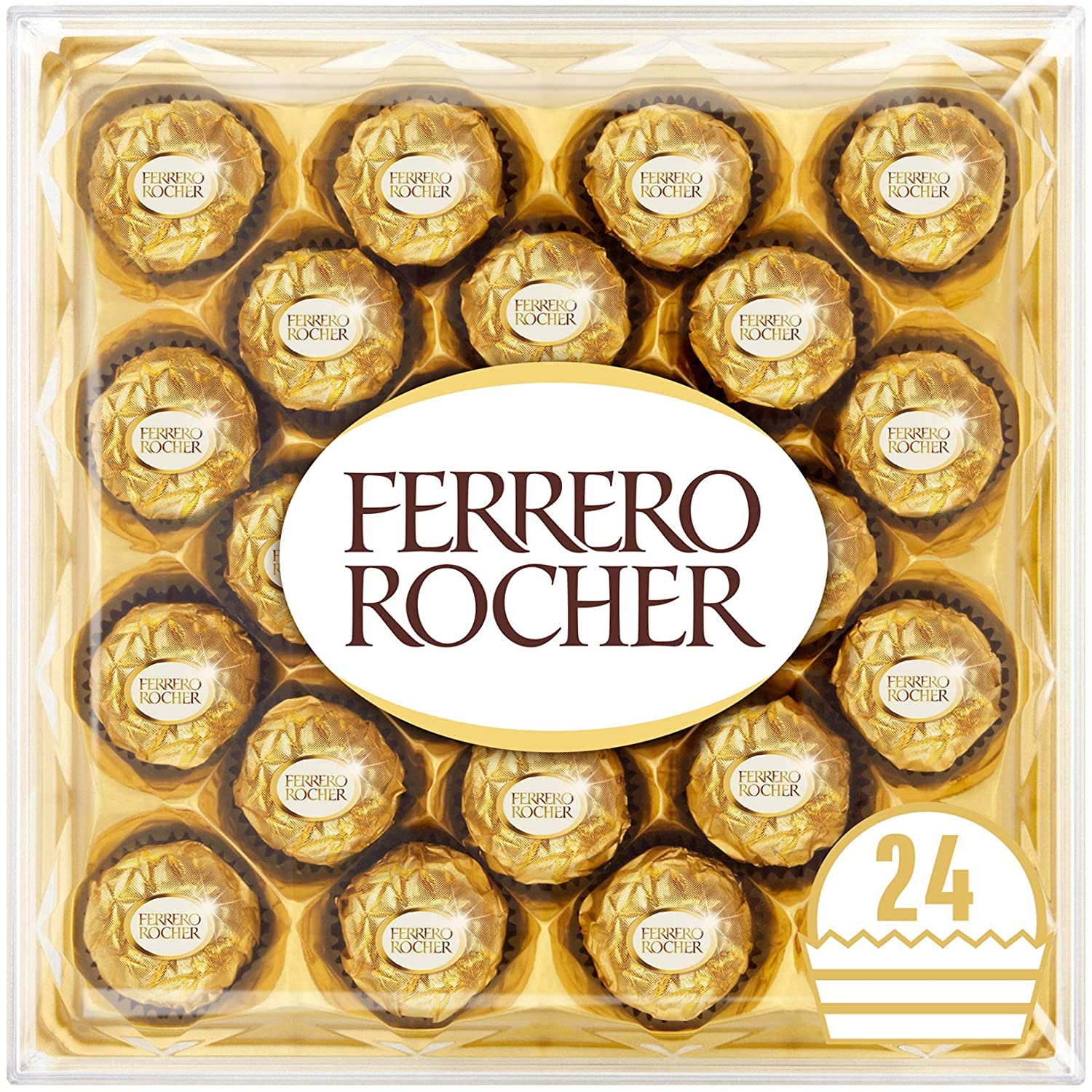 Ferrero Rocher Chocolate 24 Chocolates