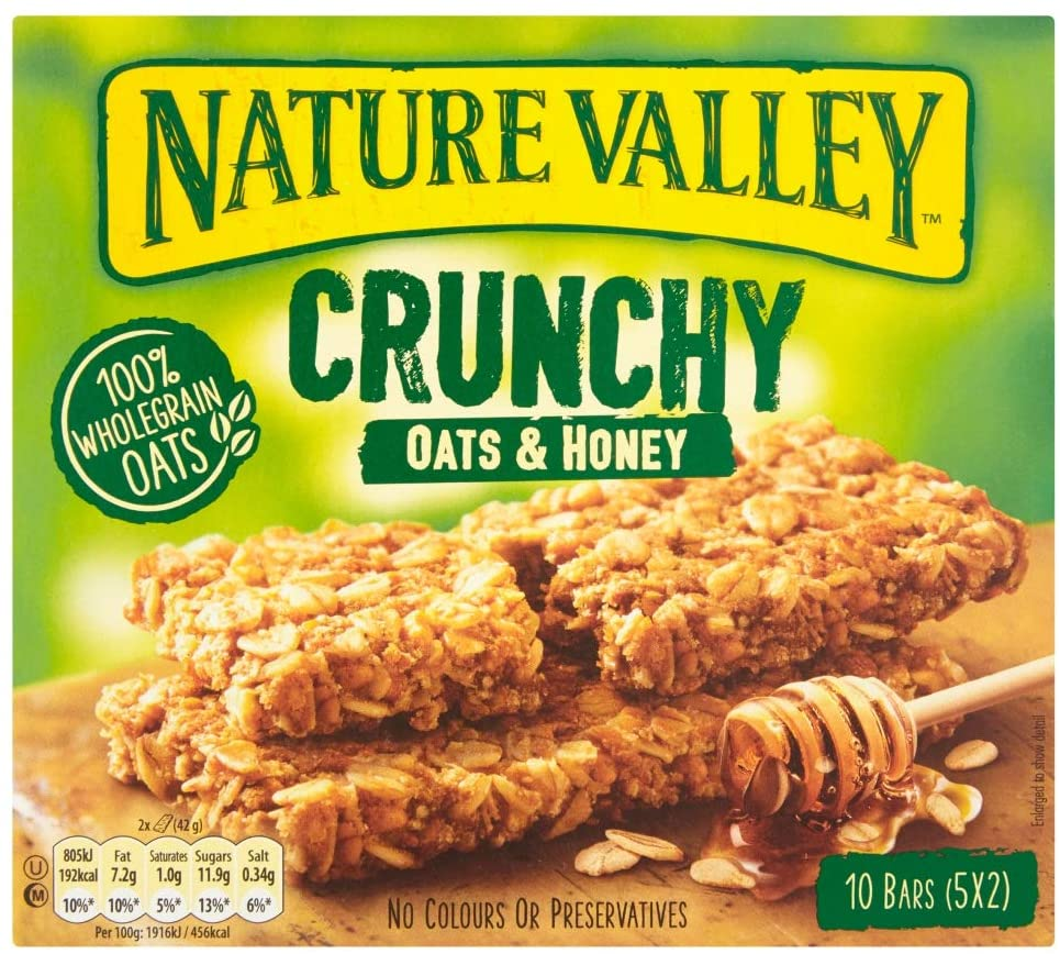 Nature Valley Crunchy Oats & Honey Cereal