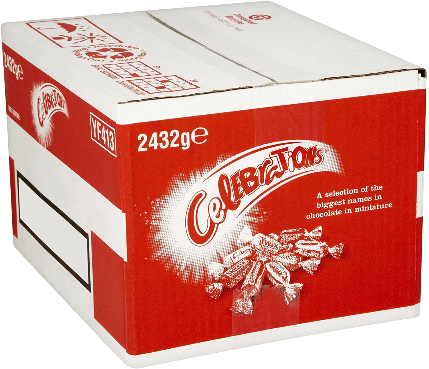 Celebrations Chocolate Bulk Box