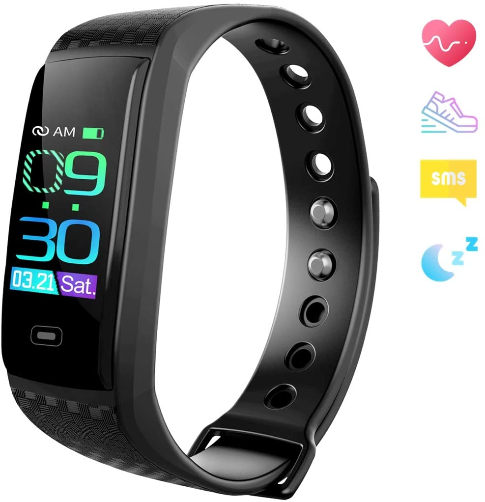Fitness Activity Tracking Watch