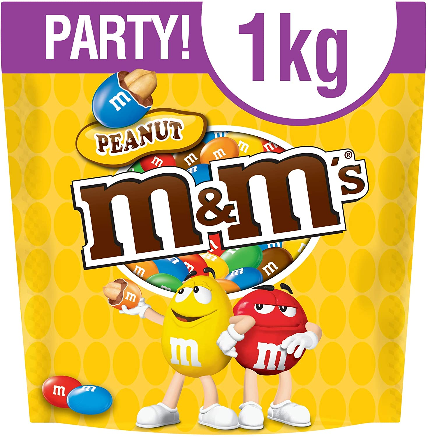 M&M's Chocolate Party Bag