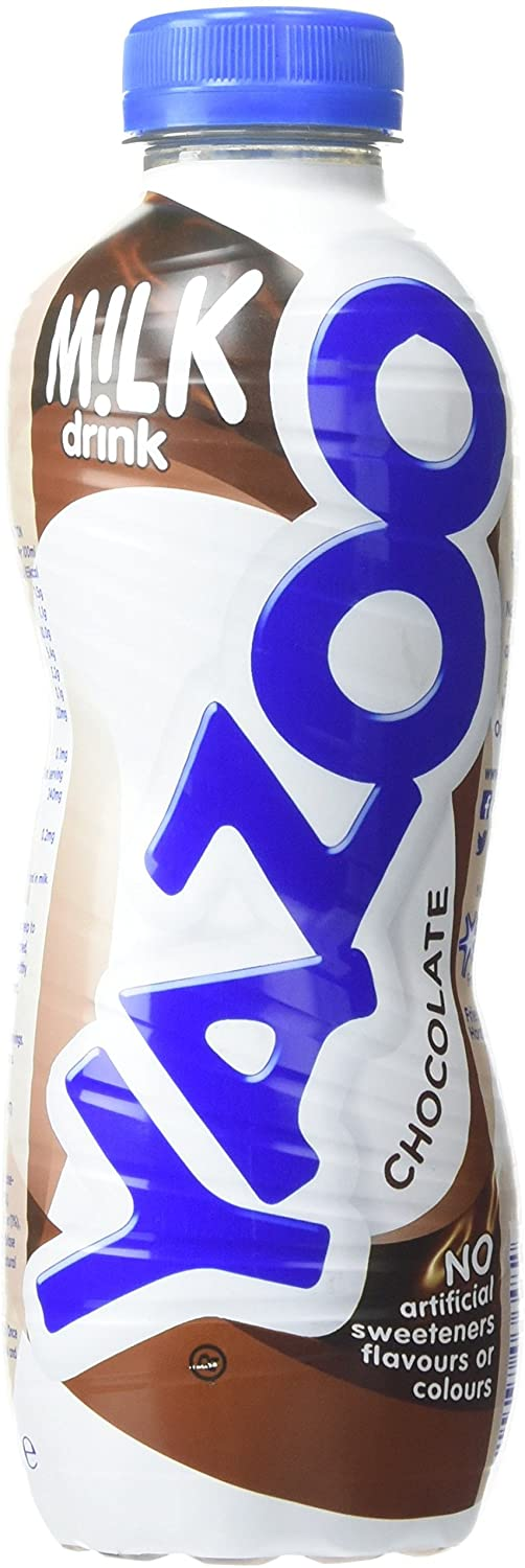 Yazoo Chocolate Pack of 10