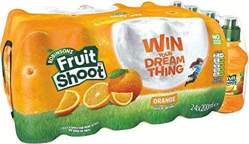 Robinsons Fruit Shoot Fruit Juice