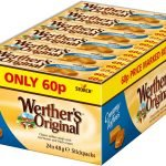 Werthers Creamy Toffees 60p PMP