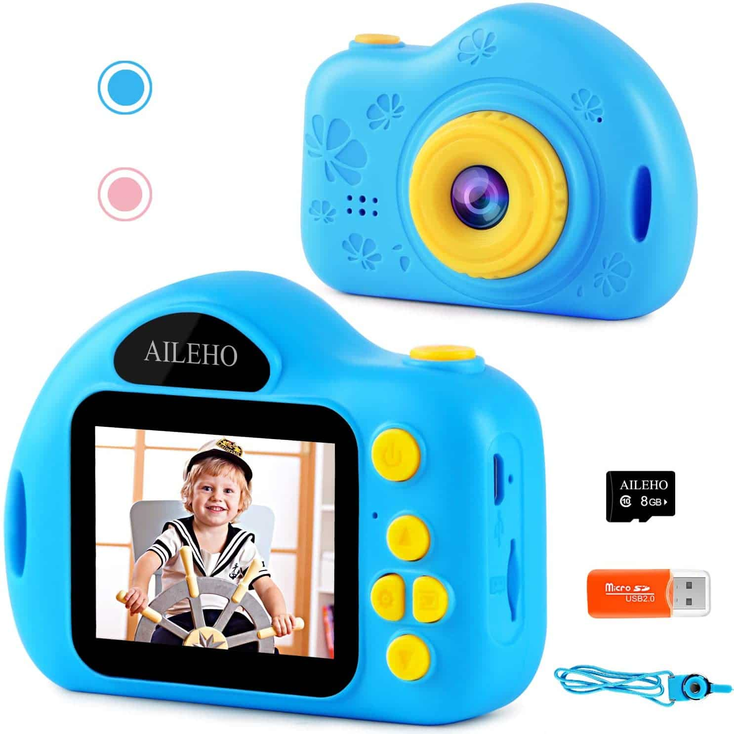 Digital Video Camera for Kids