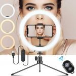 LED Ring light 10.2'' with Tripod Stand