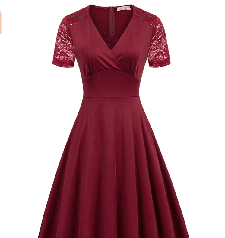 Ladies Vintage Dress