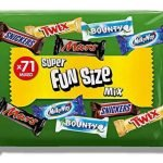Mixed Mars, Snickers, Twix & More Assorted Mixed Minis