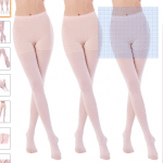 stretch footed dance tights
