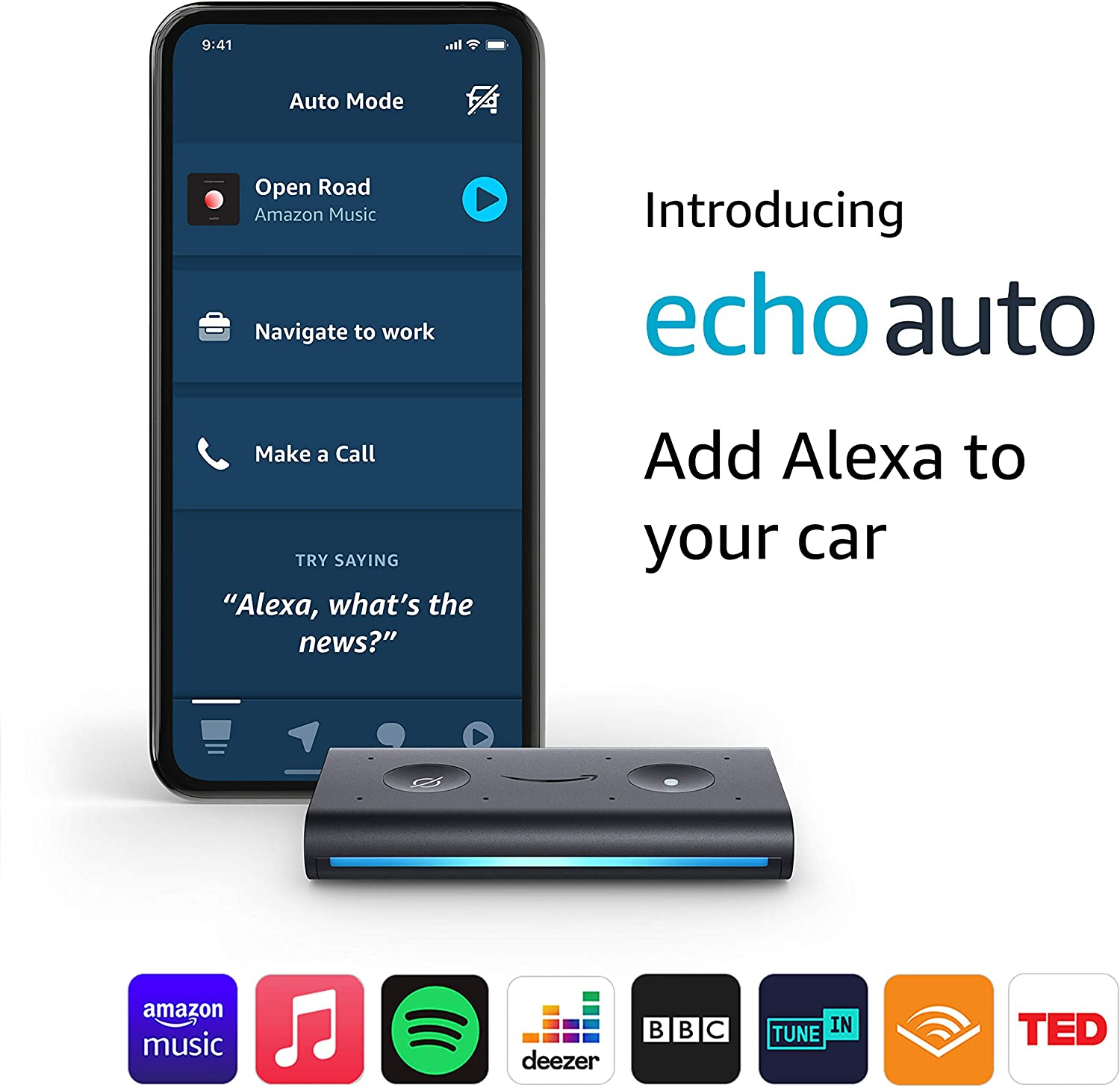 Echo Auto for your car