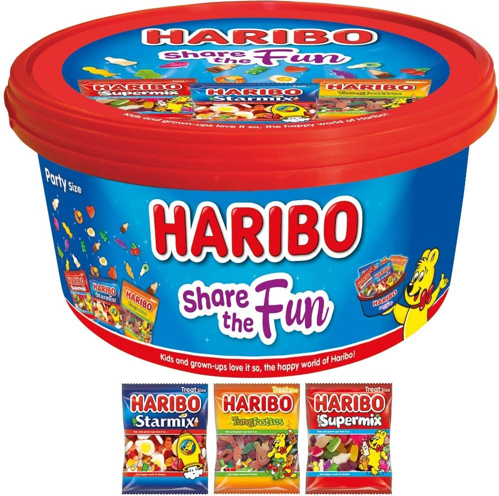 Haribo Share The Fun Mini Bags Sweets