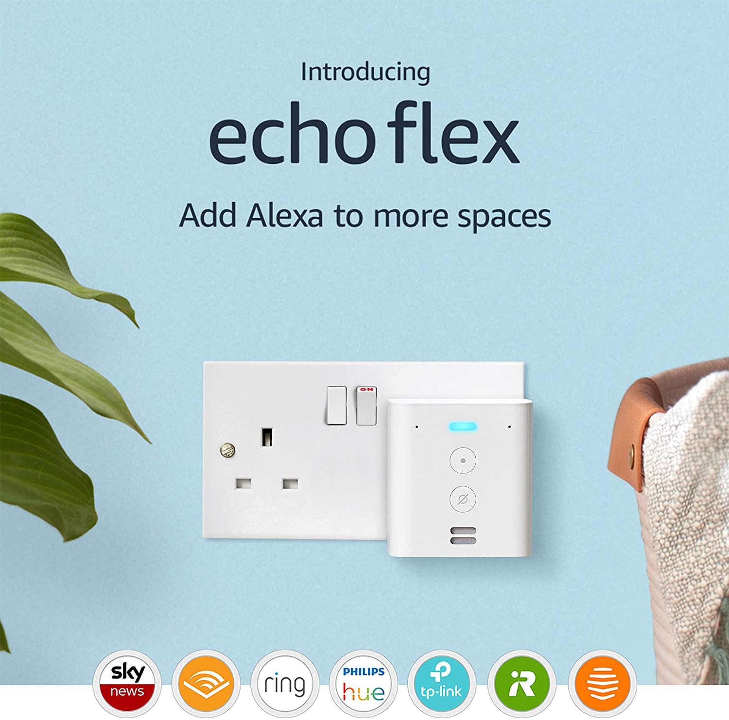 Introducing Echo Flex