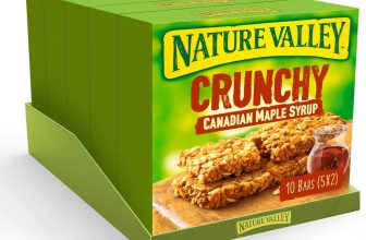 Nature Valley Crunchy Canadian Maple Syrup