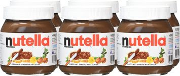 Nutella Pancake Day Hazelnut Chocolate Spread,