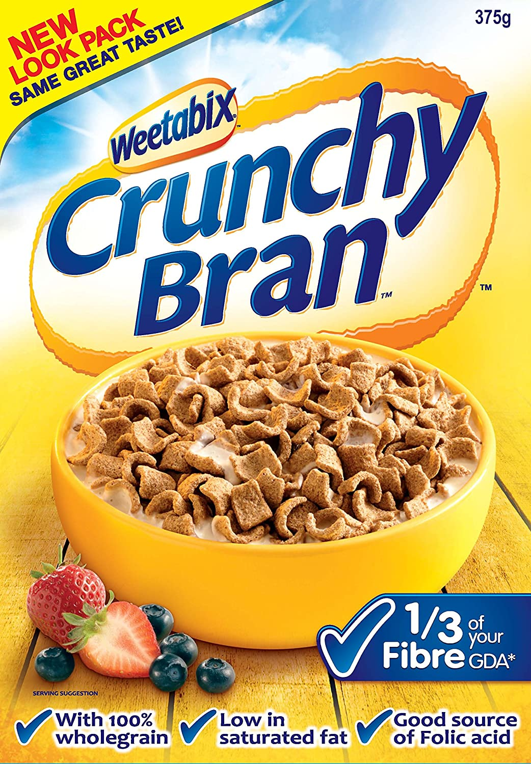 Weetabix Crunchy Bran (Pack of 9)