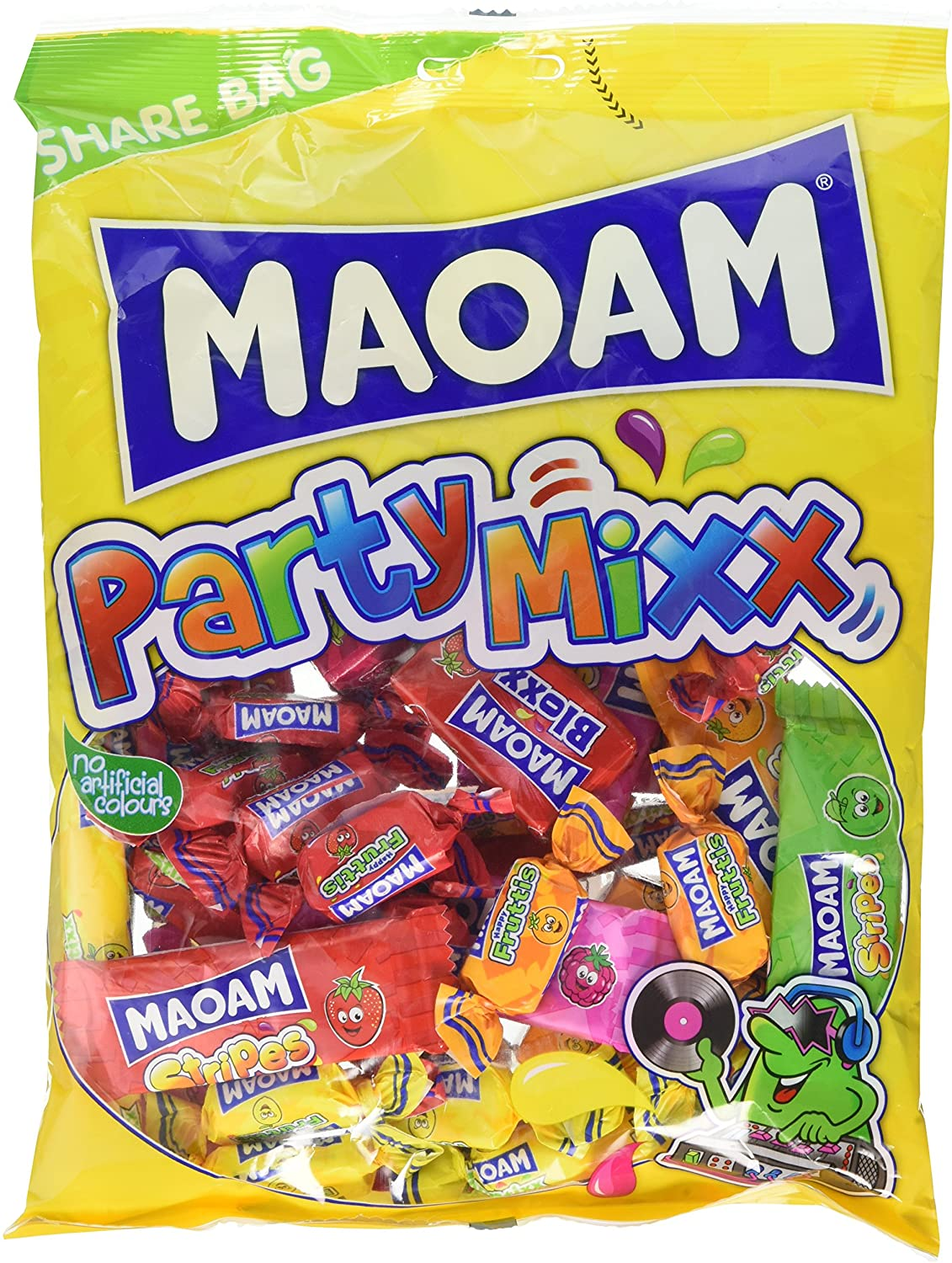 Haribo Maoam Party Mix, 350g (Pack of 14)