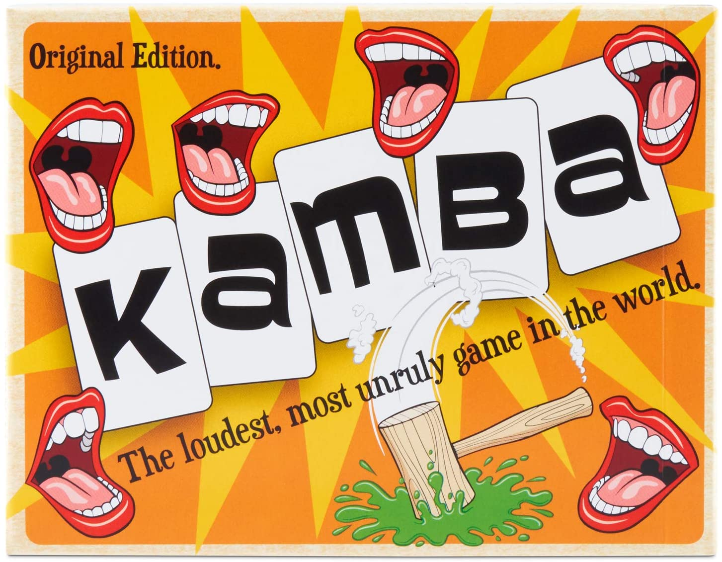 Kamba The second party game
