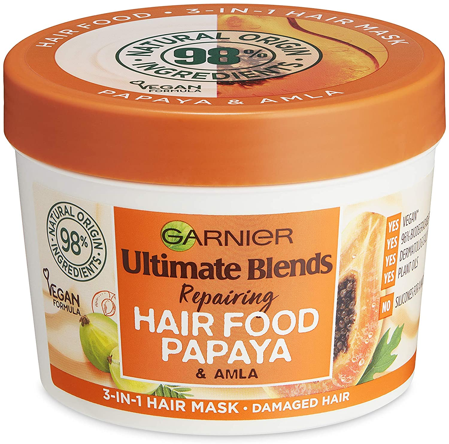 Mask for Damaged Hair