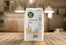 BIG OZ Self-Raising Flour, 1.5 kg - Pack of 4 Roll over image to zoom in BIG OZ Self-Raising Flour