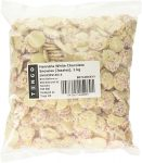 Hannahs White Chocolate Snowies (Jazzies), 1 kg,