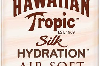 Hawaiian Tropic sunscreen