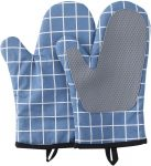 Double Silicone Oven Gloves PCS