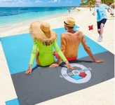 Extra Large Portable Beach Blanket