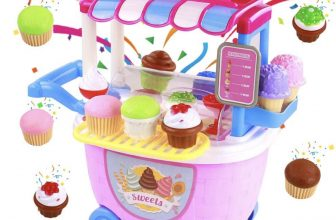 ICE CREAM CART TOY