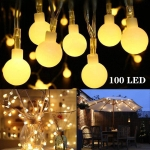 Globe LED Fairy Lights