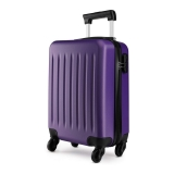 19 inch Cabin Size Luggage Purple