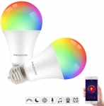 Best WiFi LED Smart Bulb Compatible with Alexa Echo Google Home