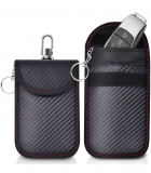 2 PACK ANTI THEFT POUCH