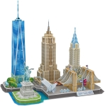 New York City 3D Puzzles