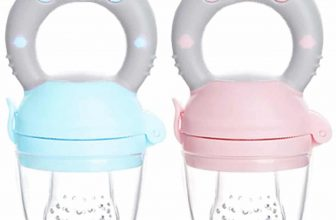 2 PACK BABY FOOD FEEDER