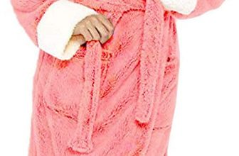 Nightwear Bathrobe Winter Pyjamas For women