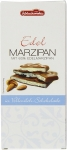 Schluckwerder Edel Marzipan Bar Covered in Milk Chocolate 100 g