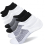 8 Pairs Invisible Low Cut  mix Socks