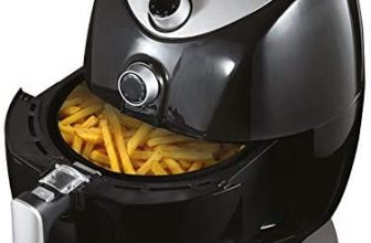 Air Fryer Oven with Rapid Air Circulation 4.3 Litre