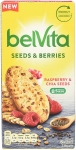 Belvita Raspberry and Chia Seed Biscuits 270 g