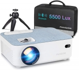 Bluetooth Mini Projector 720P