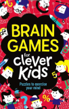 Brain Games for Clever Kids (Buster Brain Games) Paperback