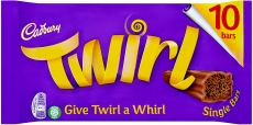 Cadbury Twirl Chocolate Bar