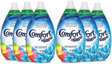 Comfort Intense Fresh Ultra Concentrated Pack of 6 x 900ml