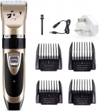 Cordless Electric Pet Grooming Clippers
