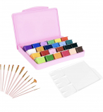 24 COLOUR PAINT SET