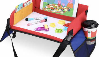 SNACK AND PLAY TRAVEL SET