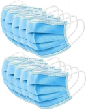 FACE MASK – 3PLY – 50Pcs in A Box
