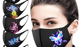 Unisex Reusable Face Mask