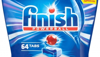 Finish Quantum Dishwasher Tablets