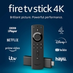 Fire TV Stick 4K Ultra HD with Alexa Voice Remote
